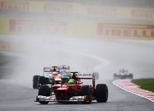 F1 GP Malesia 2012: Sergio Perez secondo per ordine del box Ferrari? - Foto 16 di 24