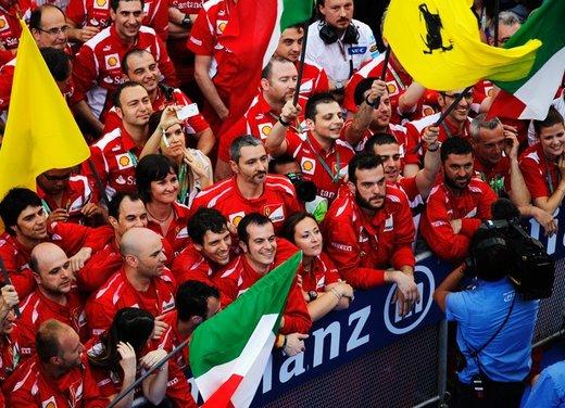 F1 GP Malesia 2012: Sergio Perez secondo per ordine del box Ferrari? - Foto 4 di 24