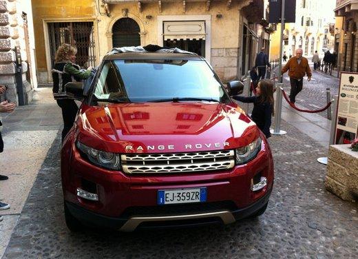 Range Rover Evoque Bollinger - Foto 18 di 21