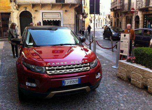 Range Rover Evoque Bollinger - Foto 19 di 21