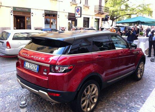 Range Rover Evoque Bollinger - Foto 20 di 21
