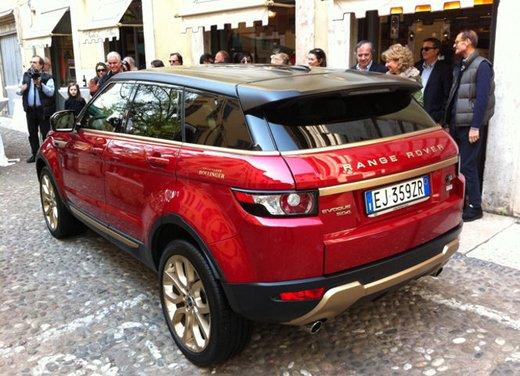 Range Rover Evoque Bollinger - Foto 21 di 21