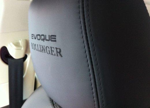 Range Rover Evoque Bollinger - Foto 6 di 21