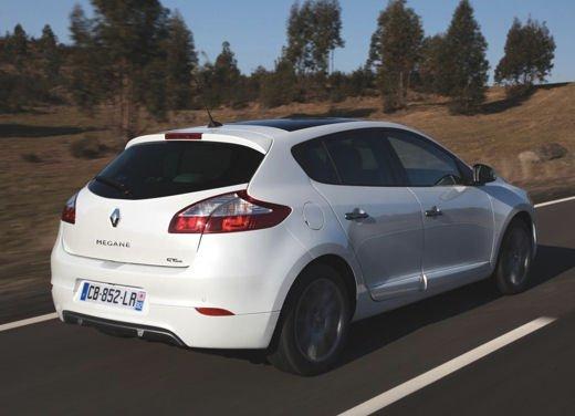 Nuova gamma Renault Mégane provata su strada a Siviglia - Foto 17 di 17