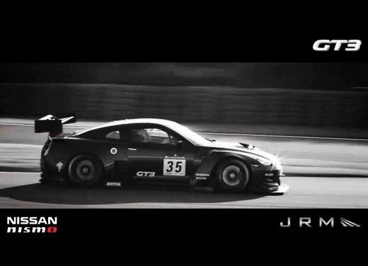 Nissan GT-R Nismo GT3 by JR Motorsports