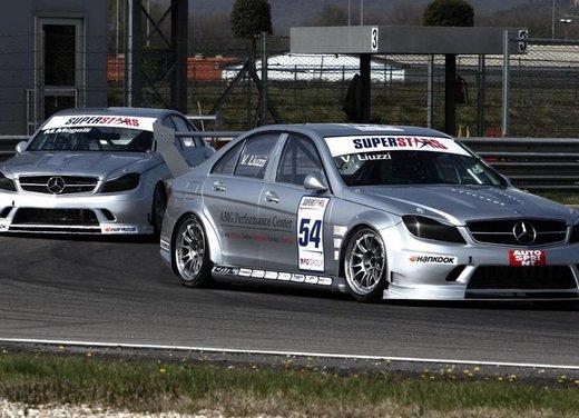Mercedes-AMG nel Campionato Superstars 2012 - Foto 14 di 16