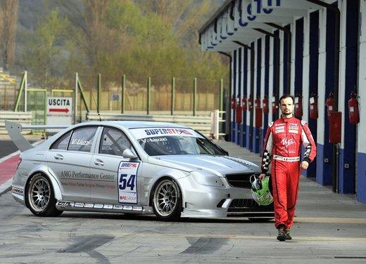 Mercedes-AMG nel Campionato Superstars 2012 - Foto 4 di 16