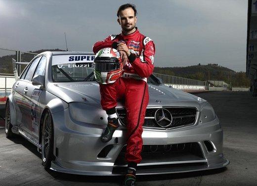 Mercedes-AMG nel Campionato Superstars 2012 - Foto 7 di 16