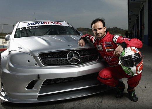 Mercedes-AMG nel Campionato Superstars 2012 - Foto 9 di 16