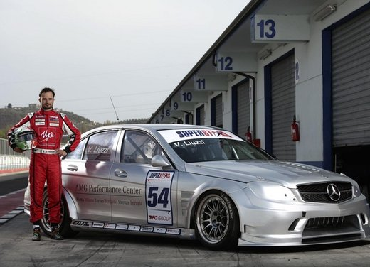Mercedes-AMG nel Campionato Superstars 2012