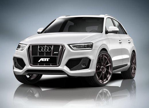 Audi Q3 con ABT trasforma anche il nome da Q3 a QS3 - Foto 2 di 15