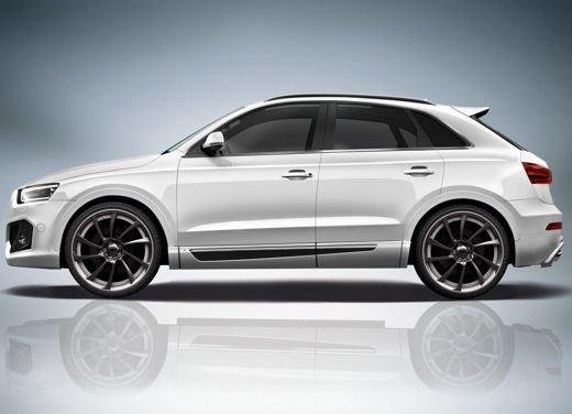 Audi Q3 con ABT trasforma anche il nome da Q3 a QS3 - Foto 4 di 15