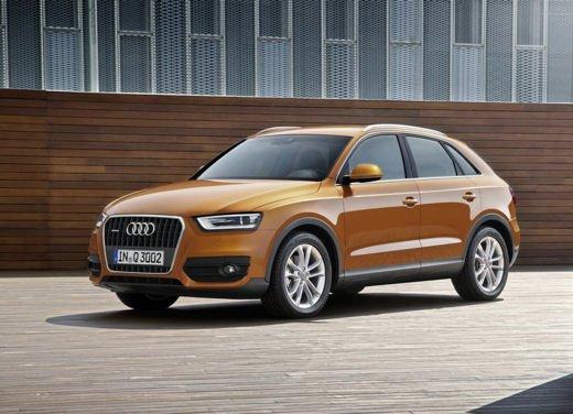 Audi Q3 con ABT trasforma anche il nome da Q3 a QS3 - Foto 8 di 15