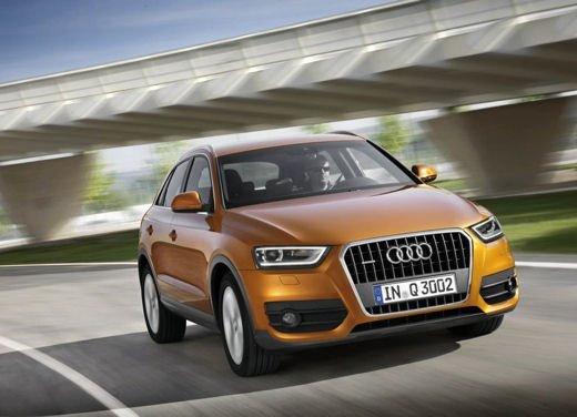 Audi Q3 con ABT trasforma anche il nome da Q3 a QS3 - Foto 9 di 15