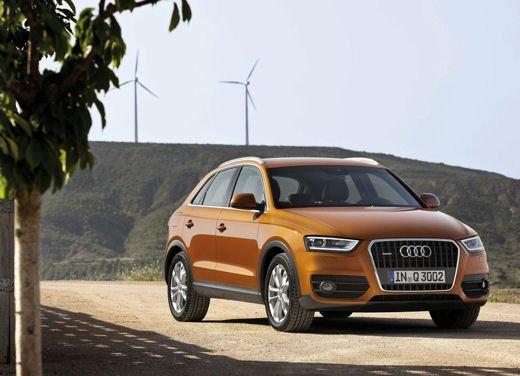 Audi Q3 con ABT trasforma anche il nome da Q3 a QS3 - Foto 11 di 15