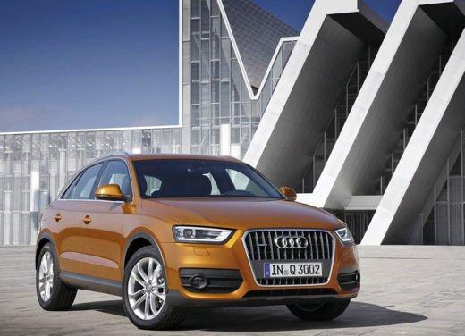 Audi Q3 con ABT trasforma anche il nome da Q3 a QS3 - Foto 12 di 15