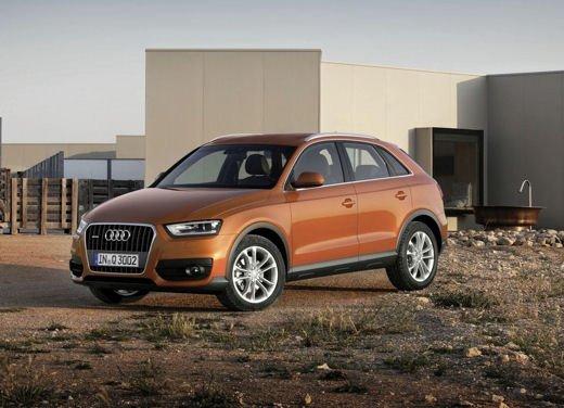 Audi Q3 con ABT trasforma anche il nome da Q3 a QS3 - Foto 13 di 15