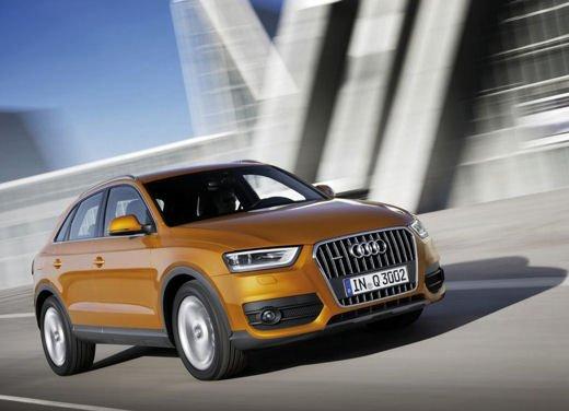 Audi Q3 con ABT trasforma anche il nome da Q3 a QS3 - Foto 14 di 15