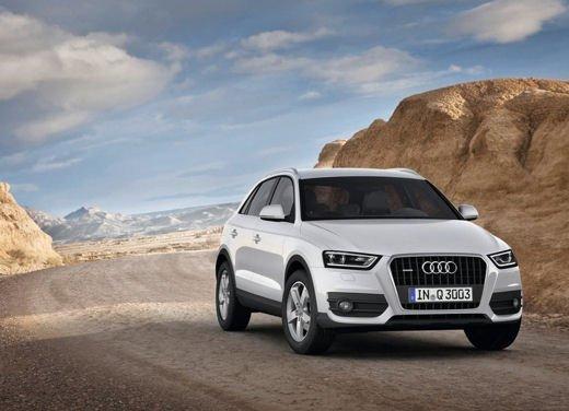 Audi Q3 con ABT trasforma anche il nome da Q3 a QS3 - Foto 15 di 15