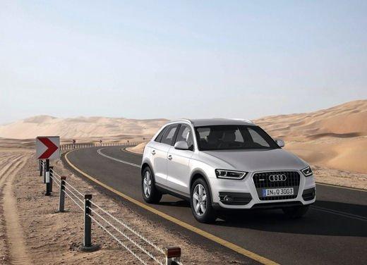Audi Q3 con ABT trasforma anche il nome da Q3 a QS3 - Foto 1 di 15