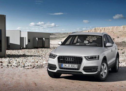 Audi Q3 con ABT trasforma anche il nome da Q3 a QS3 - Foto 5 di 15