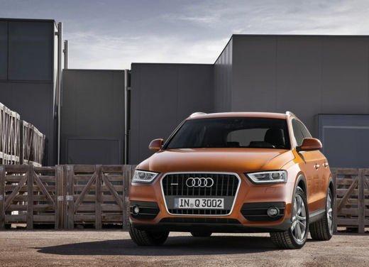 Audi Q3 con ABT trasforma anche il nome da Q3 a QS3 - Foto 6 di 15
