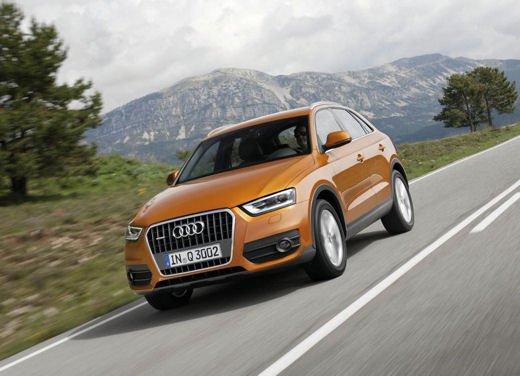 Audi Q3 con ABT trasforma anche il nome da Q3 a QS3 - Foto 7 di 15