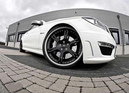 Mercedes C63 AMG tuning by Wheelsandmore - Foto 3 di 12