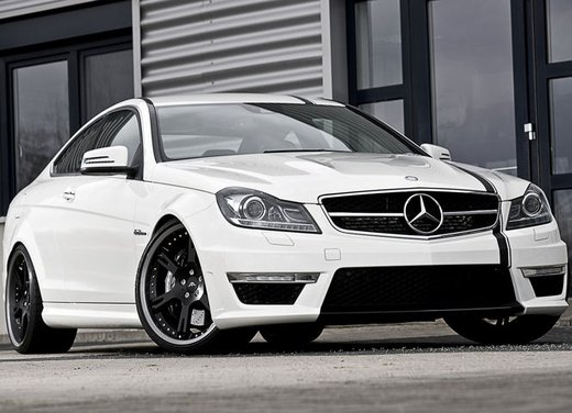 Mercedes C63 AMG tuning by Wheelsandmore - Foto 6 di 12