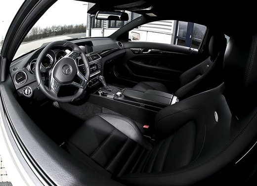 Mercedes C63 AMG tuning by Wheelsandmore - Foto 9 di 12