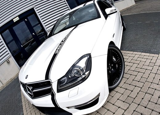 Mercedes C63 AMG tuning by Wheelsandmore - Foto 12 di 12