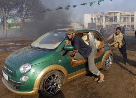 Sequestrato il tesoro italiano di Gheddafi basato su auto, motori, benzina e banche - Foto 9 di 11