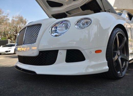 Bentley Continental GT BR-10 by Vorsteiner - Foto 9 di 23