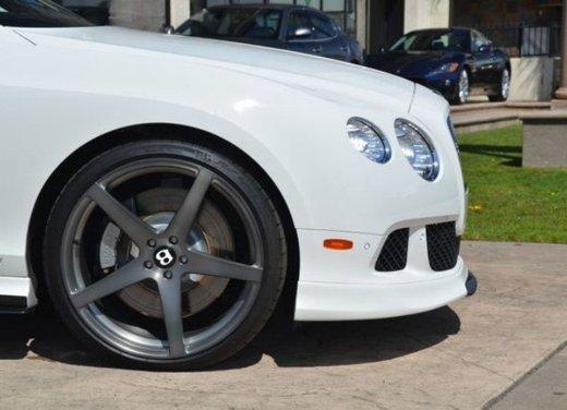 Bentley Continental GT BR-10 by Vorsteiner - Foto 13 di 23