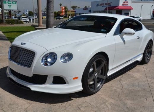 Bentley Continental GT BR-10 by Vorsteiner