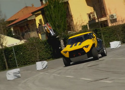 My Special Car Show 2012: video dello spettacolo di drifting - Foto 6 di 14