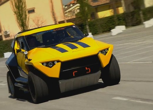 My Special Car Show 2012: video dello spettacolo di drifting - Foto 7 di 14