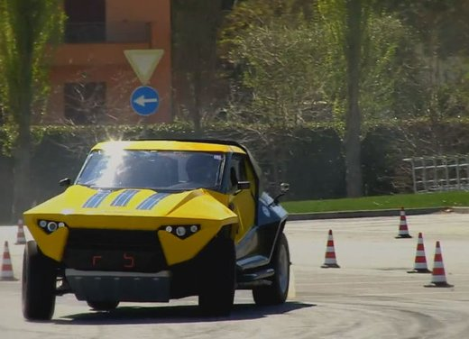 My Special Car Show 2012: video dello spettacolo di drifting - Foto 10 di 14