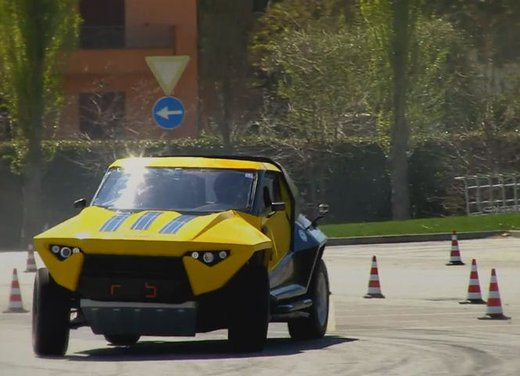 My Special Car Show 2012: video dello spettacolo di drifting - Foto 11 di 14