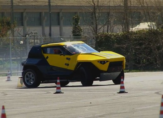 My Special Car Show 2012: video dello spettacolo di drifting - Foto 12 di 14