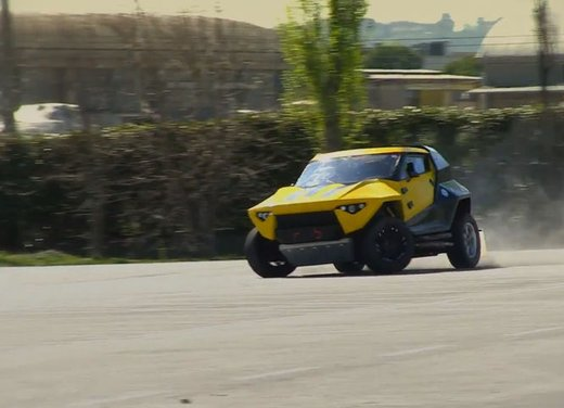 My Special Car Show 2012: video dello spettacolo di drifting - Foto 13 di 14