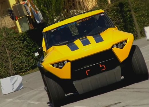 My Special Car Show 2012: video dello spettacolo di drifting - Foto 14 di 14