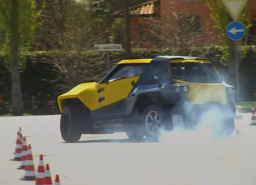 My Special Car Show 2012: video dello spettacolo di drifting - Foto 5 di 14