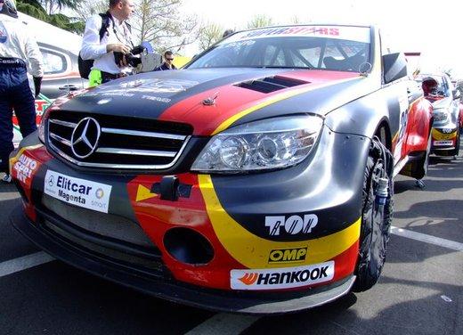 Superstars 2012, a Monza il via al mondiale sotto la stella di Mercedes e Liuzzi - Foto 5 di 35