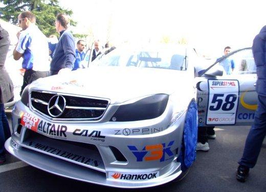 Superstars 2012, a Monza il via al mondiale sotto la stella di Mercedes e Liuzzi - Foto 6 di 35