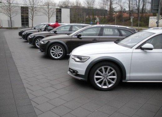 Audi A6 AllRoad Quattro: prova su strada - Foto 3 di 18
