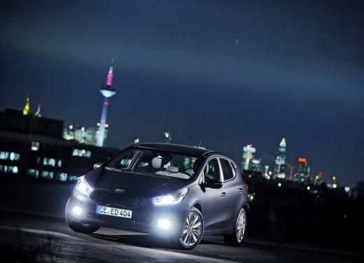 Kia cee'd, prestazioni e consumi della gamma a benzina - Foto 2 di 21