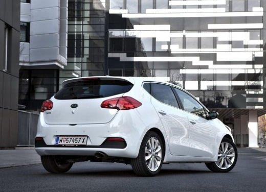 Kia cee'd, prestazioni e consumi della gamma a benzina - Foto 3 di 21