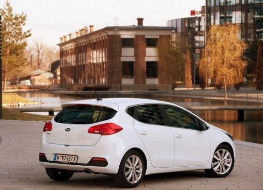 Kia cee'd, prestazioni e consumi della gamma a benzina - Foto 4 di 21