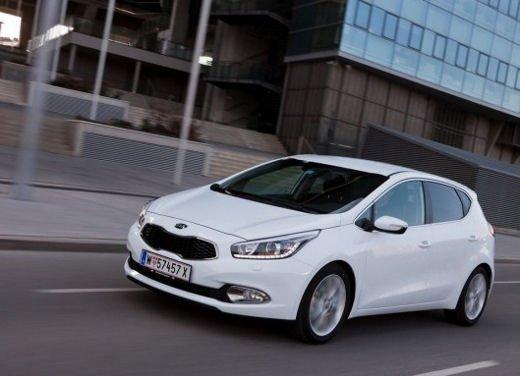 Kia cee'd, prestazioni e consumi della gamma a benzina - Foto 6 di 21